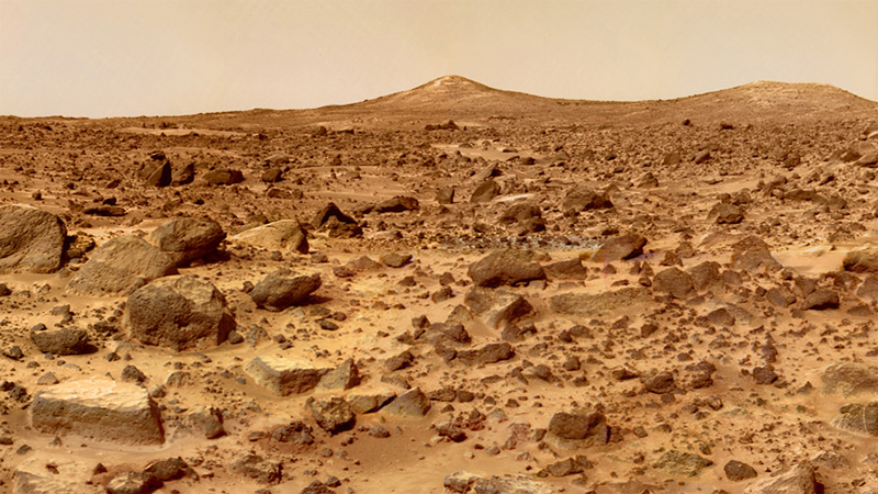 red planet mars surface - photo #19