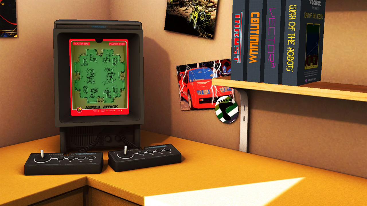 How Vectrex Regeneration Emulates That Classic Vector Look
