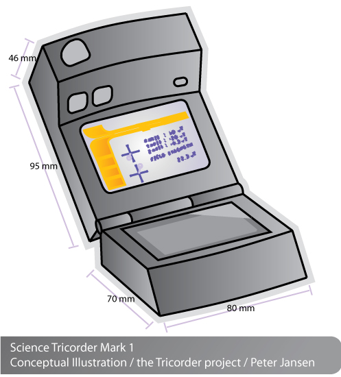 how to make a tricorder