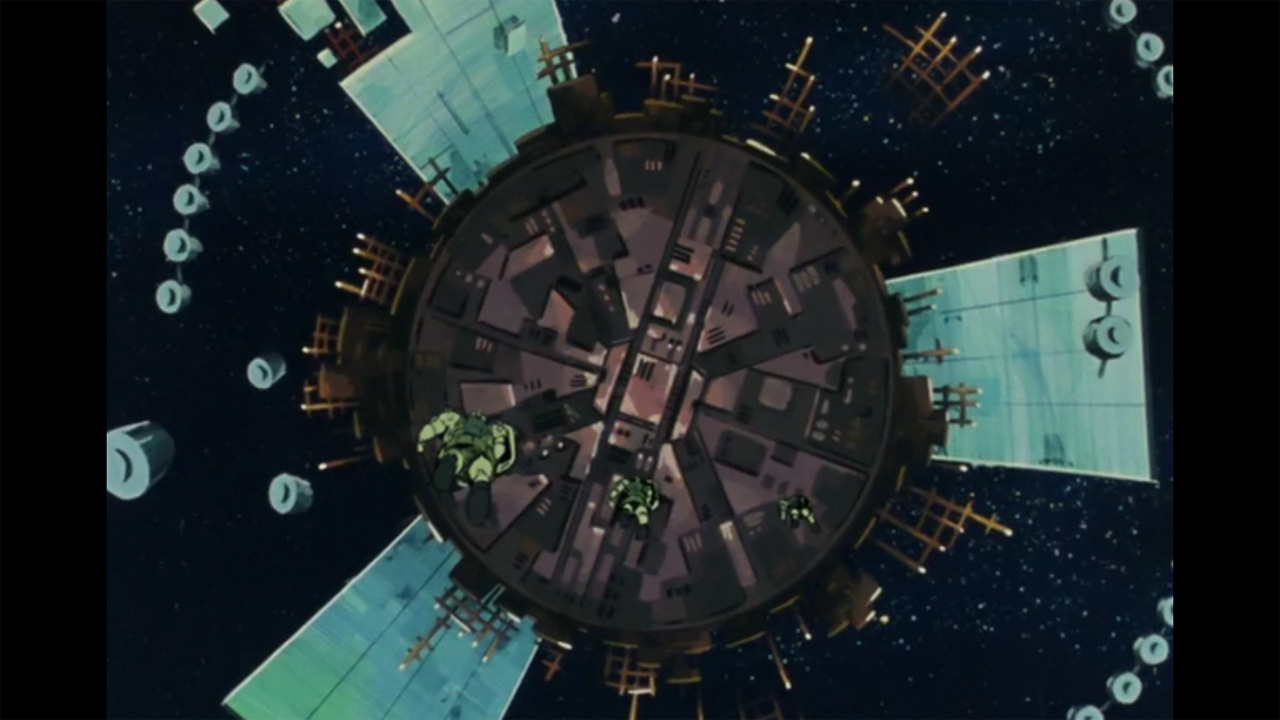 gundam space stations - photo #35