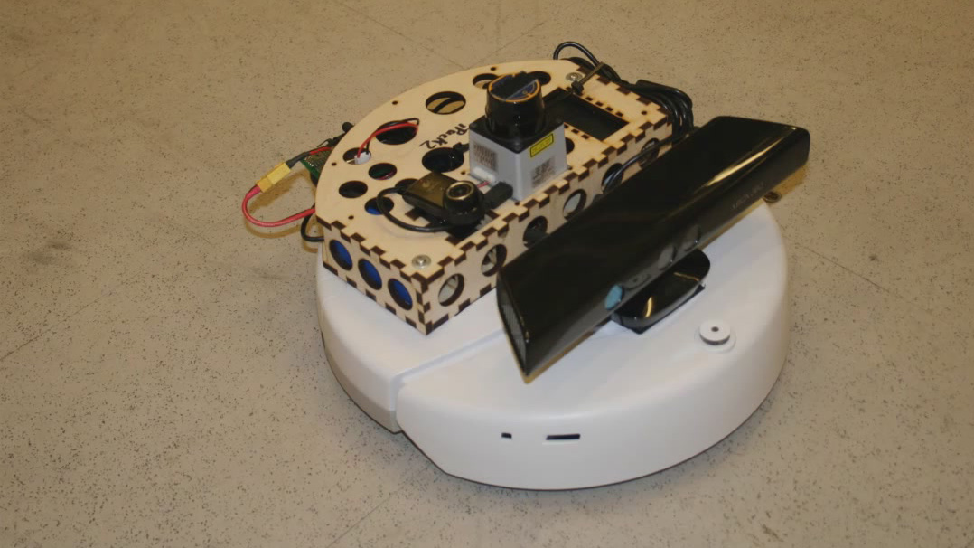 10 Years Of Roomba Hacks From Magic Marker Art To Combat