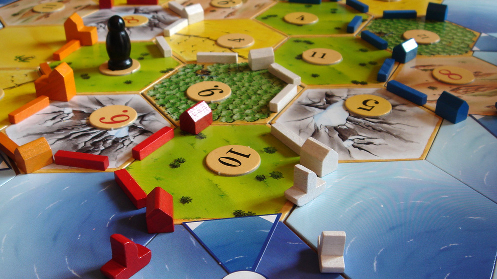 Board Game Day  @ Downtown Library  | Palo Alto | California | United States