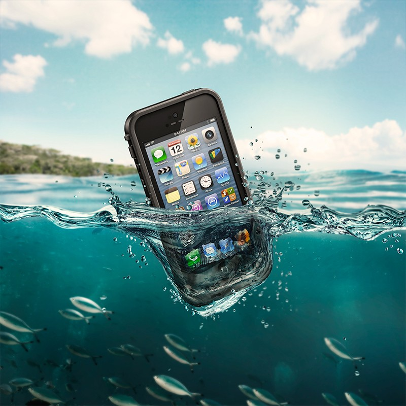 i dropped my iphone in water the best waterproof iphone tested 19282