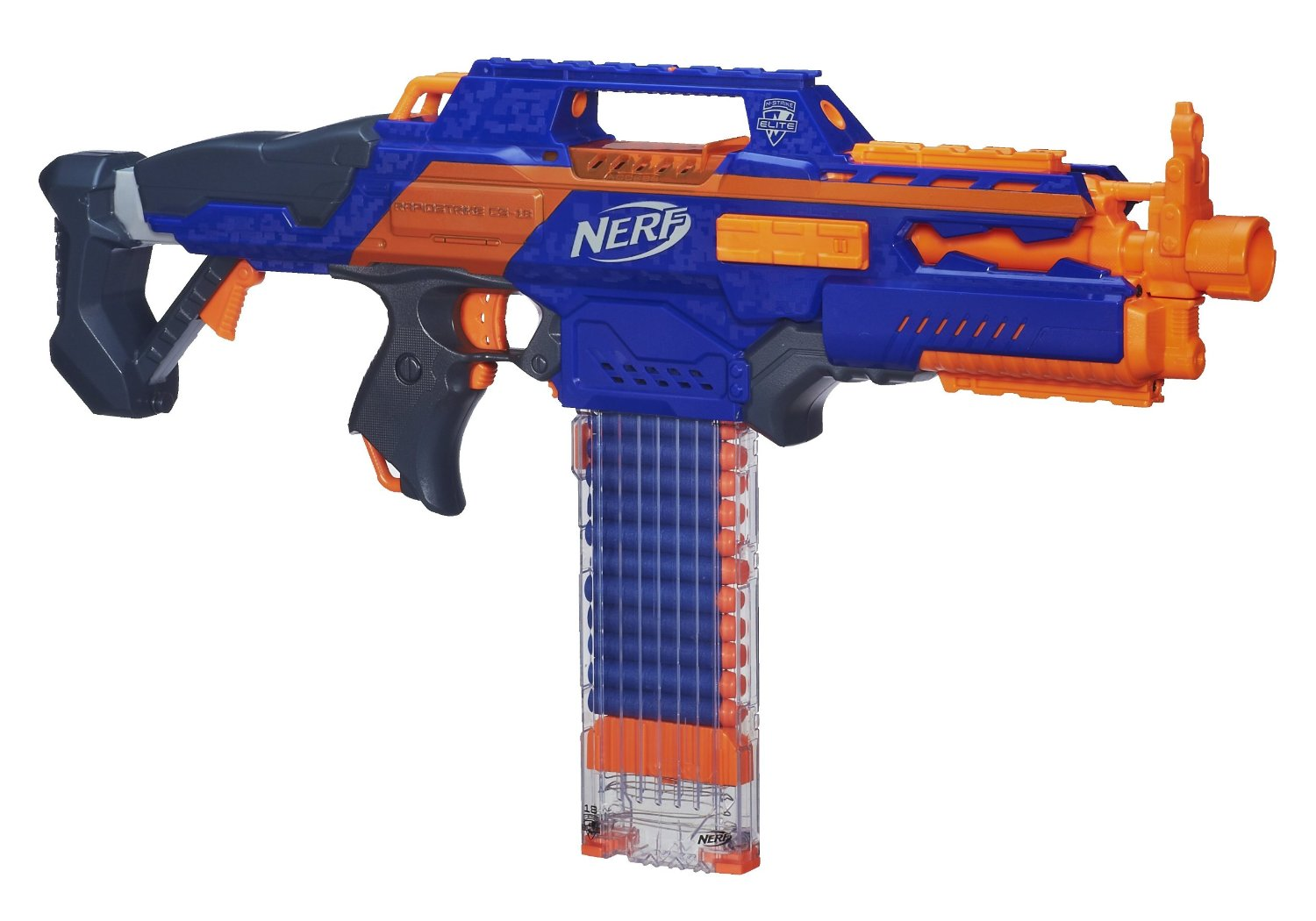 Nerf Tested