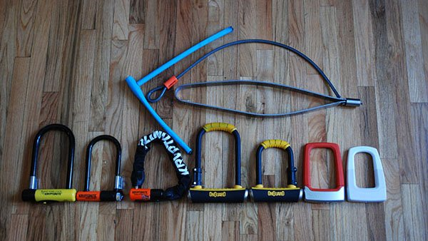 the best bike lock today tested. Black Bedroom Furniture Sets. Home Design Ideas