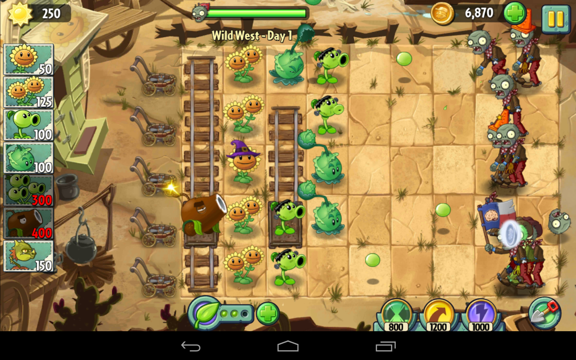 plants vs zombies mod download free