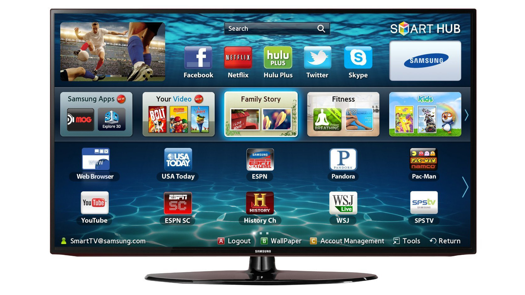the best small tv today  32-inches