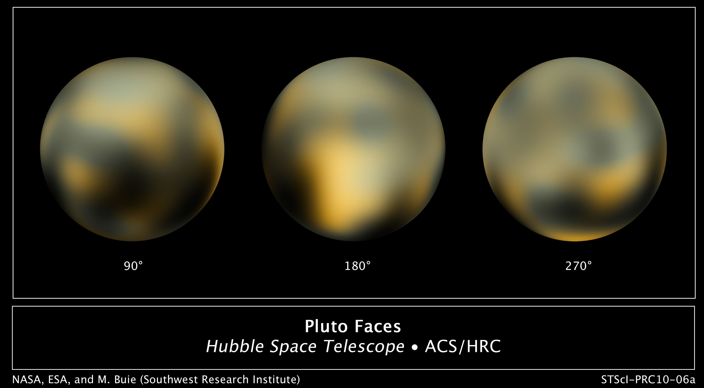 Image credit NASA Real Pluto Planet Pictures