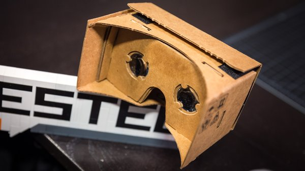 Lessons learned from Google Cardboard