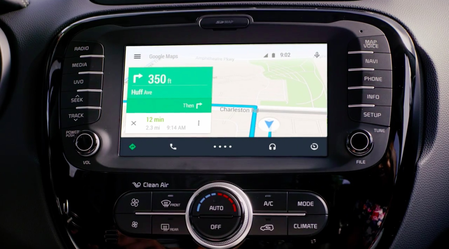 how to make apple car play into a gps