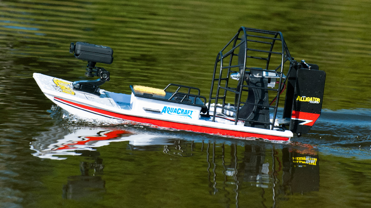 How To Get Into Hobby Rc Testing And Upgrading An Airboat