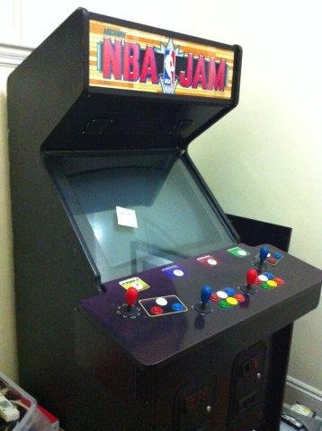 build mame cabinet 2014 2