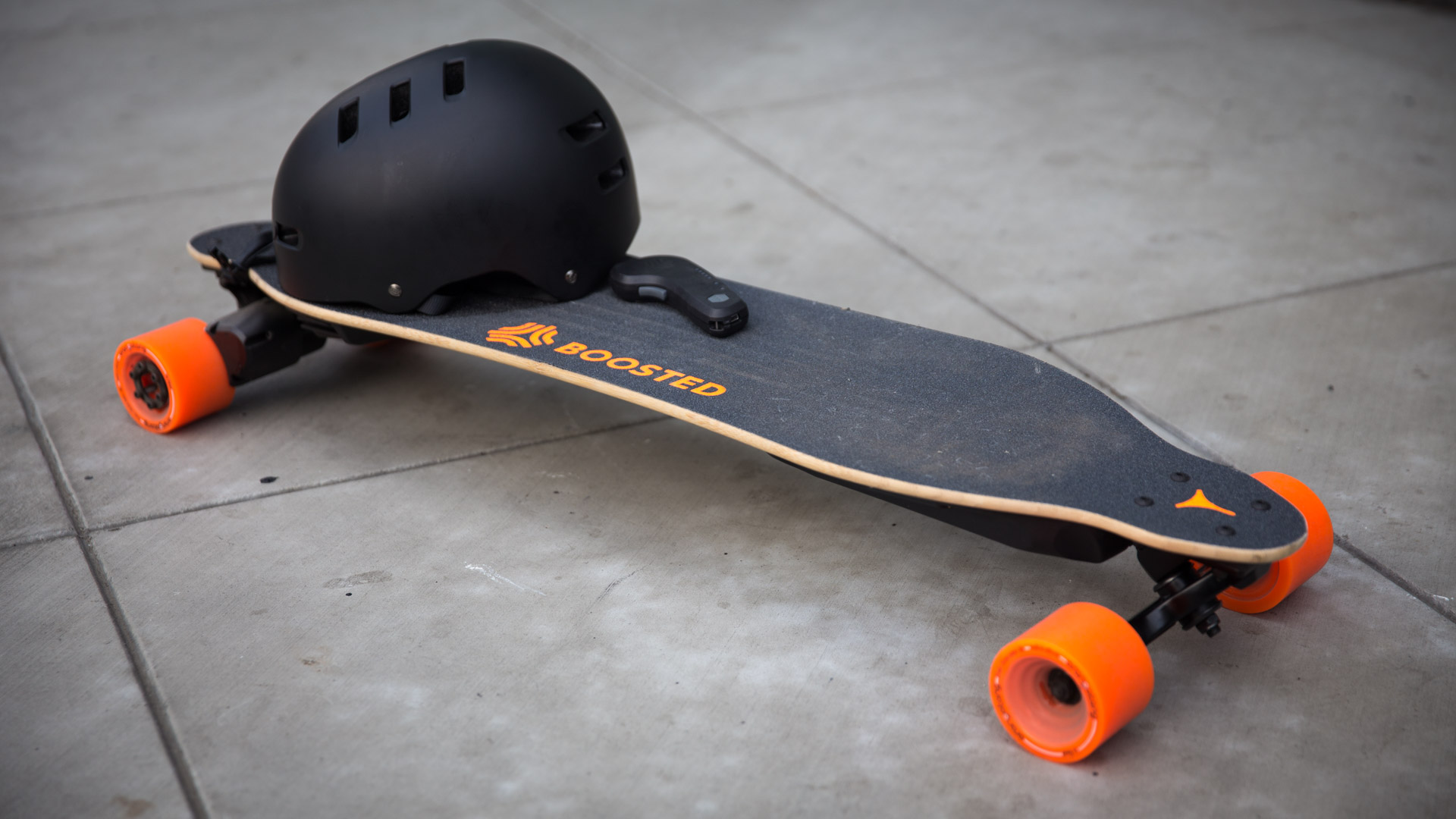 Testing Boosted Boards Electric Longboard Tested