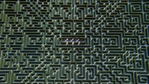 Image result for the shining maze