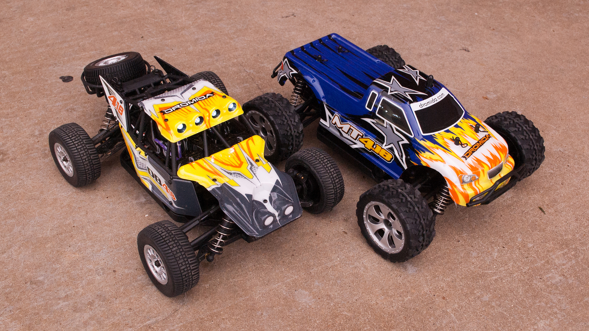 Rc Touring Car Comparison