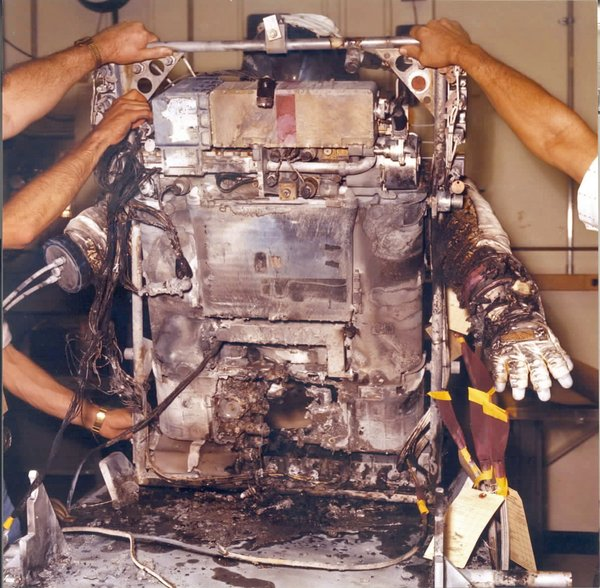 apollo 1 bodies - photo #27