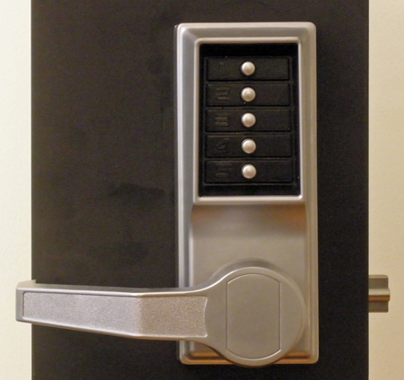 Common Office Door Lock Vulnerable To Strong Magnets Tested