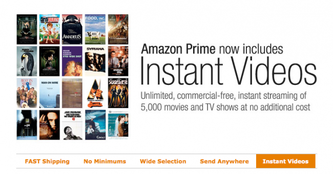 The Problem with Amazon Prime Instant Video isn't Its Content Library - Tested