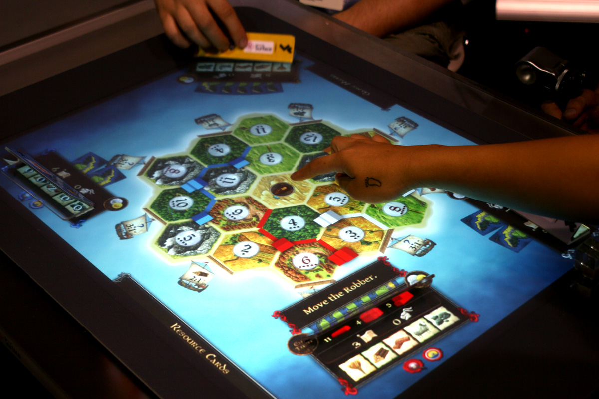Living With Technology Technology S Impact On Board Games