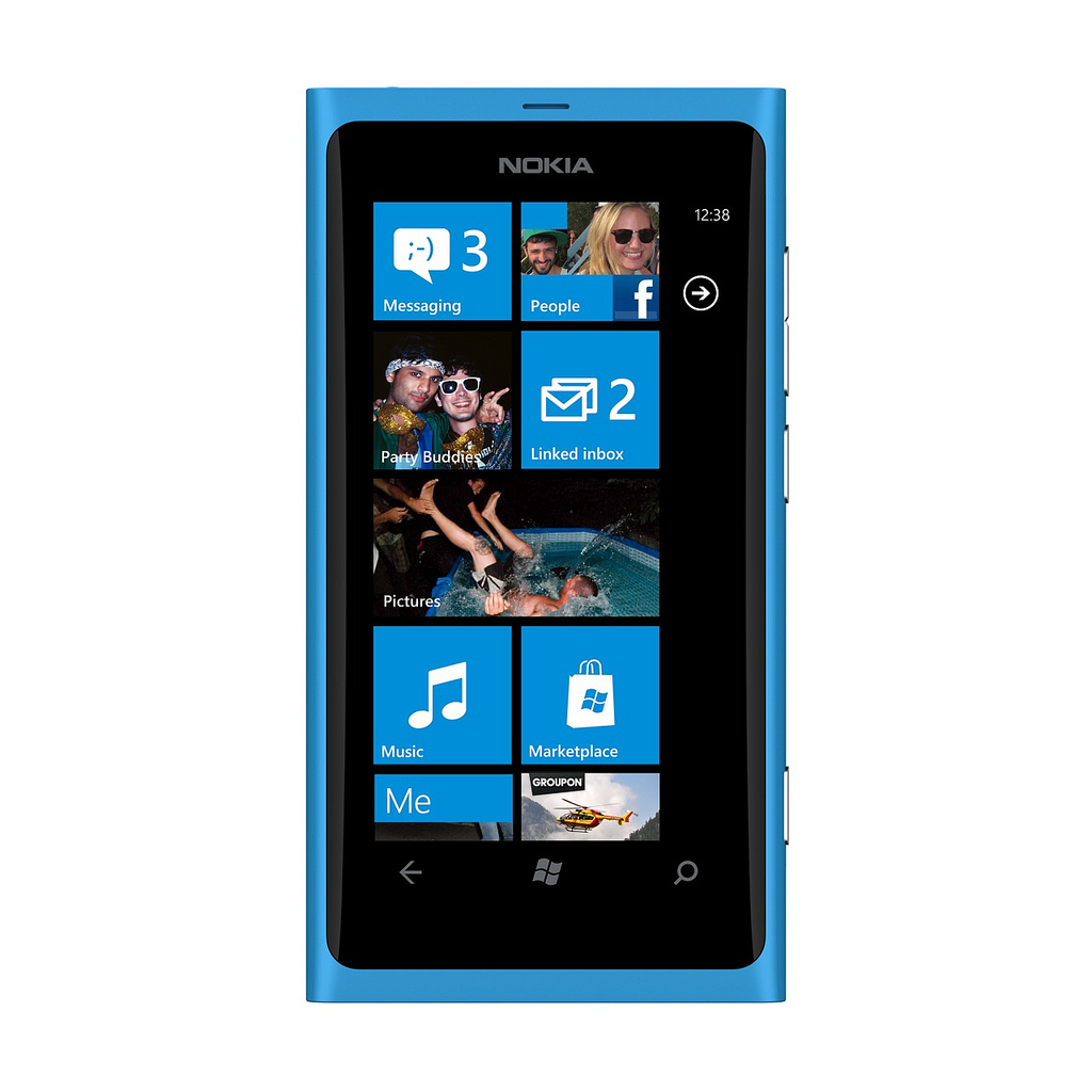 Both Lumia phones will include